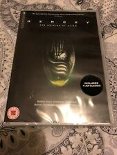 ALEXANDRE O PHILIPPE MEMORY - THE ORIGINS OF ALIEN NEW & SEALED DVD w/4 ARTCARDS
