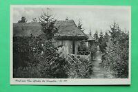Brandenburg AK Gruß aus Neu-Afrika bei Templin 1940 Ortsansicht Gebäude