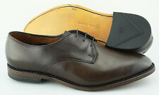 Men's ALLEN EDMONDS 'Kenilworth' Dark Brown Leather Oxfords Size US 9 - D
