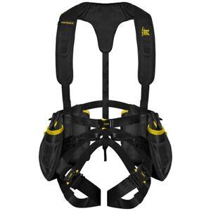 Hunter Safety System Hanger Harness L/XL & 2X/3X - Black