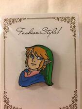 Legend of Zelda Link Lapel Pin Free Ship In USA