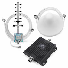 3G 4G LTE Cell Phone Signal Booster 1700MHz Band 4 Yagi Antennas Kit kit Home