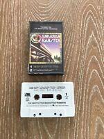 The Best of Manhattan Transfer Cassette Tape