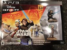 Disney Infinity 3.0 Star Wars Starter Pack - Playstation 3 NEW