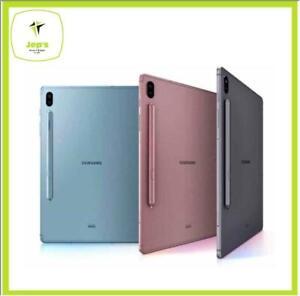 "Samsung Tab S6 Lite 128gb 4gb Wifi 10.4""  Brand New Jeptall Sale"
