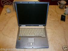 Fujitsu Siemens Lifebook C-Series, ohne HDD, schaltet ein, kein Bild, DEFEKT?