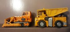 LOT OF TRANSFORMERS FIGURE LOOSE HEAVY LOAD WEDGE AUTOBOT DUMP TRUCK RID