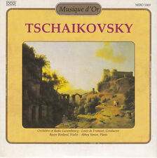 Tschaikovsky CD Piano Concerto N°1 In B-Flat Minor - France