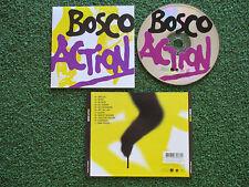Electric Synth Pop BOSCO **Action** ORIGINAL 2001 French CD GORILLAZ