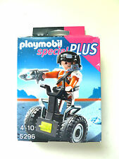 Homea 5 BL) Playmobil ® (5296) Top agente con balance Racer Special plus personaje