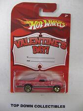 Hot Wheels Valentine's Day  '68 Chevy El Camino 1:64  NIP  Nice