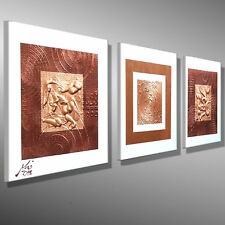 * MICO * Acryl Gemälde abstrakt Malerei Bild modern Kunst Acrylbilder ORIGINAL