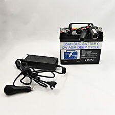 ResMed S9 Cpap Battery Pwr System - 4-8 NIGHTS Uses YOUR Battery CHARGER Res3593