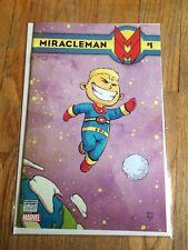MIRACLEMAN #1 Skottie Young Baby Variant 2014 Marvel Comics Alan Moore NM