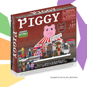 Piggy Carnival Construction Set Buildable Gift MiniToon