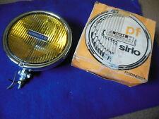 NOS Lucas Carello Fog Lamp MG Mini Austin Healey Alfa Fiat Lancia BMW Rally Cars