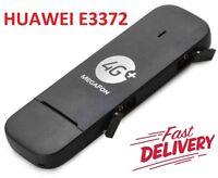 Huawei E3372 Mobile 150Mbps Cat4 LTE 4G 3G USB Modem Stick NEW