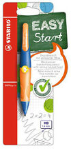 STABILO´S MOVE EASYERGO BLEISTIFT ORANGE-BLAU 1,4MM HB LINKSHÄNDER
