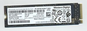 512GB Western Digital WD PC SN720 NVMe PCIe Gen3 x4 M.2 2280 SSD Lenovo 00UP683