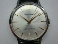 Royal Orient 1960' Vintage Men's Watch Manual winding Stainless Steel Case 35mm