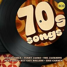 Various Artists - 70s Songs / Various [New CD] UK - Import