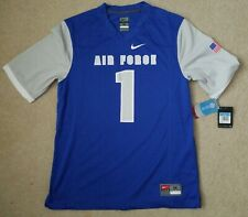 🔥🔥NEW Nike Air Force Falcons Game Football Jersey Mens Sz. M