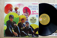 LP Sergio Mendes & Brasil '66 - Look Around - US A&M