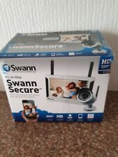 swann all in one  security camera system wifi HD Monitoring system