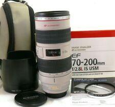 CANON EF 70 200 f2.8 L IS USM 🏠 for R* +EOS Mark II, Full Frame +GARANTY PROF