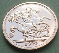 More details for 2020 full gold sovereign - queen elizabeth ii - no reserve