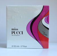 Emilio Pucci MISS PUCCI Eau de Parfum EDP 50 ml 1.7 oz new in box sealed