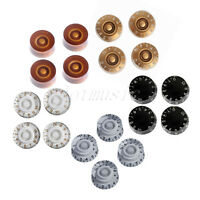 20 Pcs Different Electric Guitar Speed Control Knobs Guitar Parts Replacement
