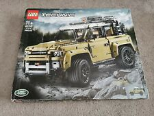 Lego 42110 Technic Land Rover Defender Brand New OPEN BOX Free UK Shipping
