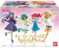 BANDAI Star Twinkle PreCure Cutie Figure 2 Special Set (CANDY TOY) Japan