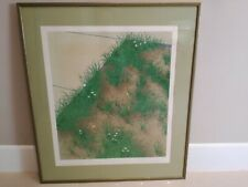A Terence Warren b.1948, Limited Edition Screenprint Signed and Framed