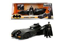Jadatoys 253215002 - Batman 1989 Batmobile 1:24