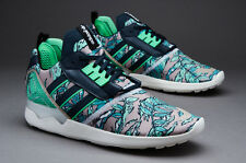 best service aa25e 552d9 Adidas ZX 8000 Boost Men s size 9.5 (Petrol-Ink Semi-Flash-