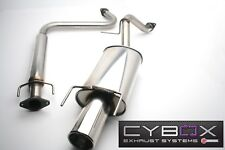 MG-ZR 1.4 AND ROVER 25 STAINLESS STEEL EXHAUST SYSTEMS