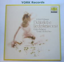 DG 2542 156 - SCHUMANN - Dichteriebe / Liederkreis PETER SCHREIER - Ex LP Record