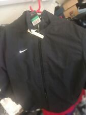 NIKE TRACKSUIT JACKETS IN X/L WITH POLYESTER SHINY BACK  AT £22