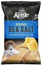 Kettle Sea Salt, 12 x 175g
