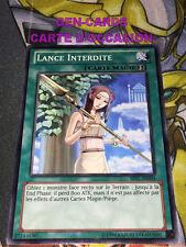 OCCASION Carte Yu Gi Oh LANCE INTERDITE BP01-FR084