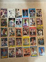 Robin Yount 30 Card Mixed Lot - Milwaukee Brewers