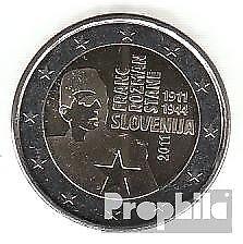 Slovenië 2011 Stgl./ongecirculeerd 2011 2 Euro Franc Rozman