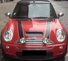 KIT DOUBLES BANDES DE CAPOT MINI COOPER