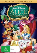 Alice In Wonderland ( DVD  )
