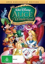 USED Alice In Wonderland (DVD, 2011)