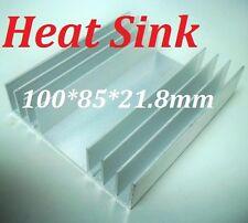 100x85x21.8mm Heatsink, Aluminum Heat-Sink, Heat Sink for LED, Power Transistor