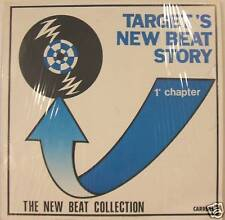 TARGET'S NEW BEAT STORY 1° chapter NEW BEAT lp Italy nm