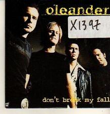 (CP271) Oleander, Don't Break My Fall - 2003 DJ CD